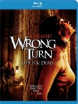 Wrong Turn 3: Left for Dead (2009) (Blu-ray)
