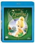Zvonilka (Tinker Bell, 2008) (Blu-ray)