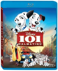101 Dalmatinů (101 Dalmatians, 1960)
