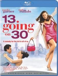 Náhle třicetiletá / Přes noc třicítkou (13 Going on 30, 2004)