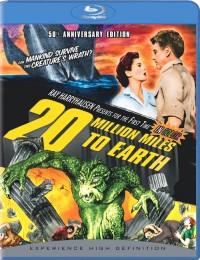 20 milionů mil od Země (20 Million Miles to Earth, 1957)