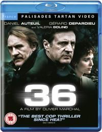 Válka policajtů (36 Quai des Orfèvres / Department 36 / 36, 2004)