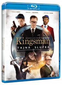 Kingsman: Tajná služba (Kingsman: Secret Service, 2015) (Blu-ray)