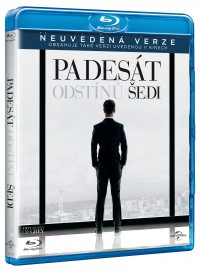 Padesát odstínů šedi (Fifty Shades of Grey, 2015) (Blu-ray)