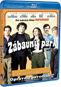 Zábavný park (Adventureland, 2009) (Blu-ray)