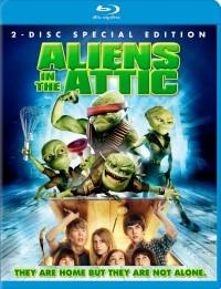 Příšerky z podkroví (Aliens in the Attic, 2009) (Blu-ray)