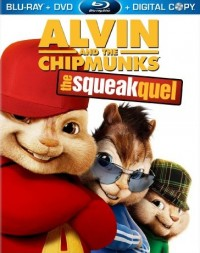 Alvin a Chipmunkové 2 (Alvin and the Chipmunks: The Squeakquel, 2009)