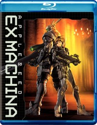 Appleseed: Ex Machina (Appleseed: Ex Machina / Ekusu makina, 2007)