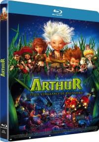 Arthur a Maltazardova pomsta (Arthur et la vengeance de Maltazard / Arthur and the Revenge of Maltazard, 2009)