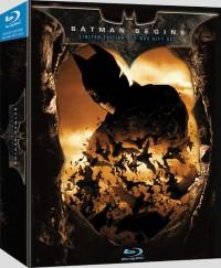 Batman začíná - limitovaná edice (Batman Begins - Limited Edition, 2005)