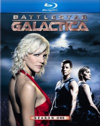 Battlestar Galactica - 1. sezóna (Battlestar Galactica: Season 1, 2004)