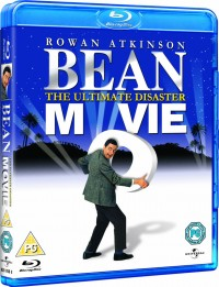 Mr. Bean: Největší filmová katastrofa (Bean / Bean: The Movie / Bean: The Ultimate Disaster Movie, 1997) (Blu-ray)