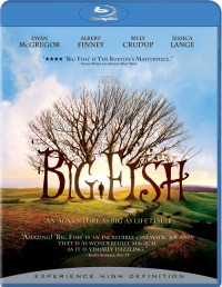Velká ryba (Big Fish, 2003) (Blu-ray)