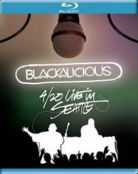 Blackalicious: 4/20 Live in Seattle (2008)