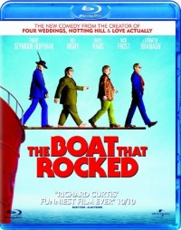 Piráti na vlnách (Boat That Rocked, The, 2009)
