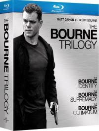 Bourneova kolekce (Bourne Trilogy, The, 2009)