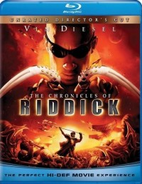 Riddick: Kronika temna (Chronicles of Riddick, The, 2004)