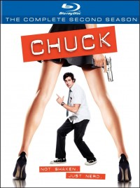 Chuck: 2. sezóna (Chuck: The Second First Season, 2008)
