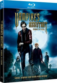 Upírův pomocník (Cirque du Freak: The Vampire's Assistant, 2009)
