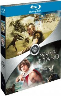 Kolekce Souboj Titánů (Clash of the Titans (1981), Clash of the Titans (2010), 2010) (Blu-ray)
