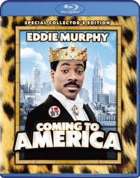 Cesta do Ameriky (Coming to America, 1988)