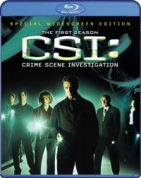 Kriminálka Las Vegas - 1. sezóna (CSI: The First Season, 2000)