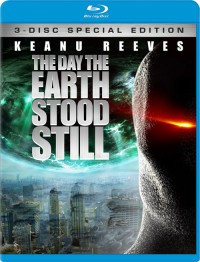 Den, kdy se zastavila Země (2008) (Day the Earth Stood Still, The (2008), 2008) (Blu-ray)