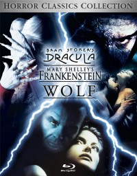 Dracula / Frankenstein / Vlk (Dracula / Frankenstein / Wolf, 2009)