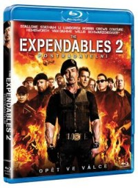 Expendables: Postradatelní 2 (The Expendables 2, 2012) (Blu-ray)