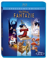 Fantazie (Fantasia, 1940) (Blu-ray)