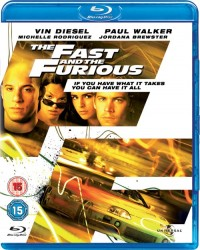 Rychle a zběsile (Fast and the Furious, The, 2001) (Blu-ray)