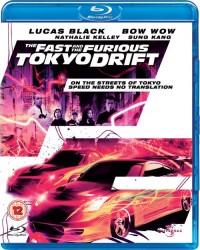 Rychle a zběsile: Tokijská jízda (Fast and the Furious: Tokyo Drift, The, 2006) (Blu-ray)