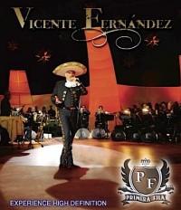 Fernández, Vicente: Primera Fila (2009)