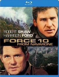 Oddíl 10 z Navarone / Komando 10 z Navarone (Force 10 from Navarone, 1978)