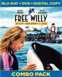 Zachraňte Willyho 4: Útěk z pirátské zátoky (Free Willy: Escape from Pirate's Cove / Free Willy 4, 2010)