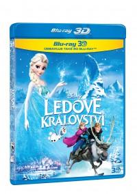Ledové království (Frozen, 2013) (Blu-ray)
