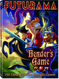 Futurama: Bender's Game (2008)