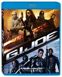 G. I. Joe (G.I. Joe: The Rise of Cobra, 2009) (Blu-ray)