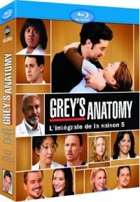 Chirurgové - 5. sezóna (Grey's Anatomy: Season Fifth, 2008)