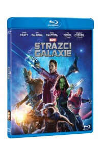 Strážci Galaxie (Guardians of the Galaxy, 2014) (Blu-ray)