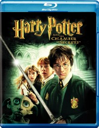 Harry Potter a tajemná komnata (Harry Potter and the Chamber of Secrets, 2002) (Blu-ray)