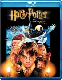 Harry Potter a Kámen mudrců (Harry Potter and the Sorcerer's Stone, 2001) (Blu-ray)