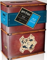 Harry Potter - dárkový box, roky 1-5 (Harry Potter Limited Edition Gift Set: Years 1-5, 2007)