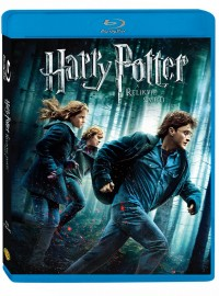Harry Potter a Relikvie smrti - část 1 (Harry Potter and the Deathly Hallows: Part 1, 2010) (Blu-ray)