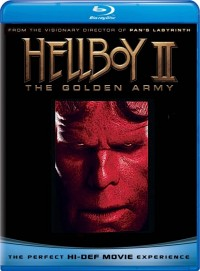 Hellboy 2: Zlatá armáda (Hellboy 2: The Golden Army, 2008)