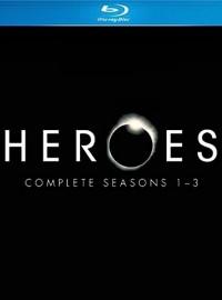 Hrdinové - 1.-3. sezóna (Heroes: Complete Seasons 1-3, 2009)