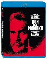 Hon na ponorku (Hunt for Red October, The, 1990) (Blu-ray)