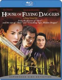 Klan létajících dýk (Shi mian mai fu / House of Flying Daggers, 2004)