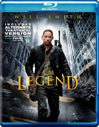 Já, legenda (I Am Legend, 2007) (Blu-ray)