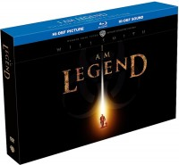 Já, legenda - sběratelská edice (I Am Legend - Ultimate Collector's Edition, 2007) (Blu-ray)